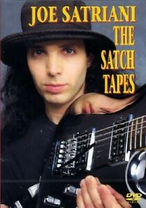 SATRIANI-JOE-Joe-Satriani-The-Satch-Tapes-DVD-Region-1-NTSC-DVD-5YVG