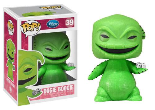 """Nightmare Before Christmas oogie Boogie 3.75/"""" POP Figura in Vinile Funko 39"""