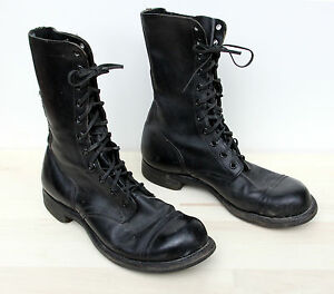 Vintage PANCO Vietnam War Military Boots Mens Size 12 Dated 1960 ...
