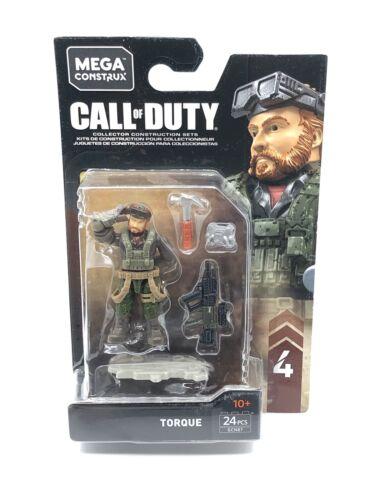 NEW Call of Duty Mega Bloks Construx Series 4 Torque 24pcs COD GCN87