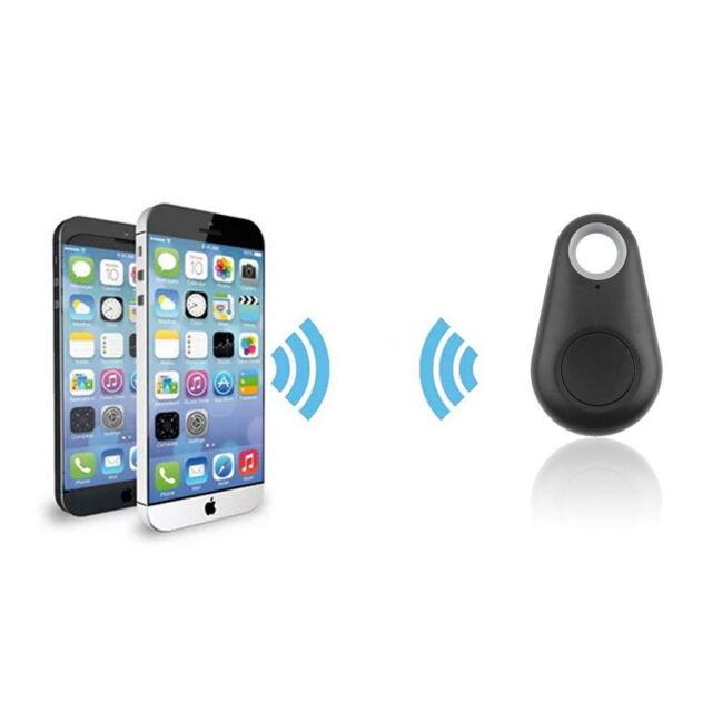 Smart Bluetooth Tracer Pet Child  Locator Tag Alarm Wallet Key Tracker f5