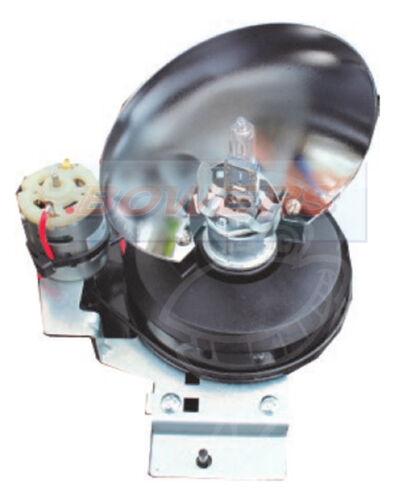 BRITAX 13551.04 ROTATING BEACON MOTOR MODULE ASSEMBLY FOR AEROLITE A6 12V 24V