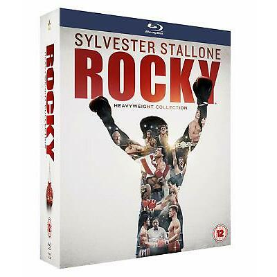 Rocky - The Complete Saga with Creed Sneak Peak [1976] (Blu-ray)