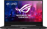 ASUS - ROG Zephyrus M15 15.6 inch 4K Ultra HD Gaming Laptop - Intel Core i7 - 16G...