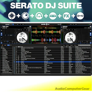 Serato-DJ-SUITE-Professional-Digital-DJing-Audio-Software-eDelivery-NEW