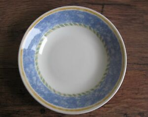 Churchill-PORTS-OF-CALL-HERAT-BLUE-by-Jeff-Banks-Bowl-approx-20-25-cm