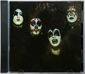 KISS CD - KISS 1ST ALBUM - with KIZZ LOGO - RUSSIA - KISS MERCHANDISE - C185801