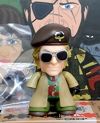 Metal Gear Solid V Kaz Miller With Crutch 3 Inch Titans Vinyl Figure 1 20 Ebay Kazuhira miller (カズヒラ・ミラー, kazuhira mirā?), also known as mcdonell benedict miller and master miller, was the subcommander of both the militaires sans frontières and diamond dogs, and later, the survival trainer of foxhound. metal gear solid v kaz miller with crutch 3 inch titans vinyl figure 1 20 ebay