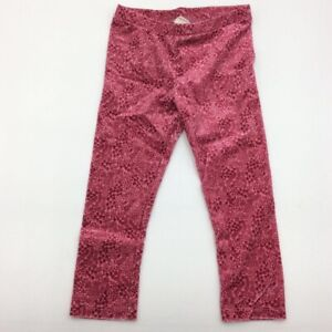 NWT Gymboree Baby Toddler Girls Leggings Size 2T Pink Red NEW