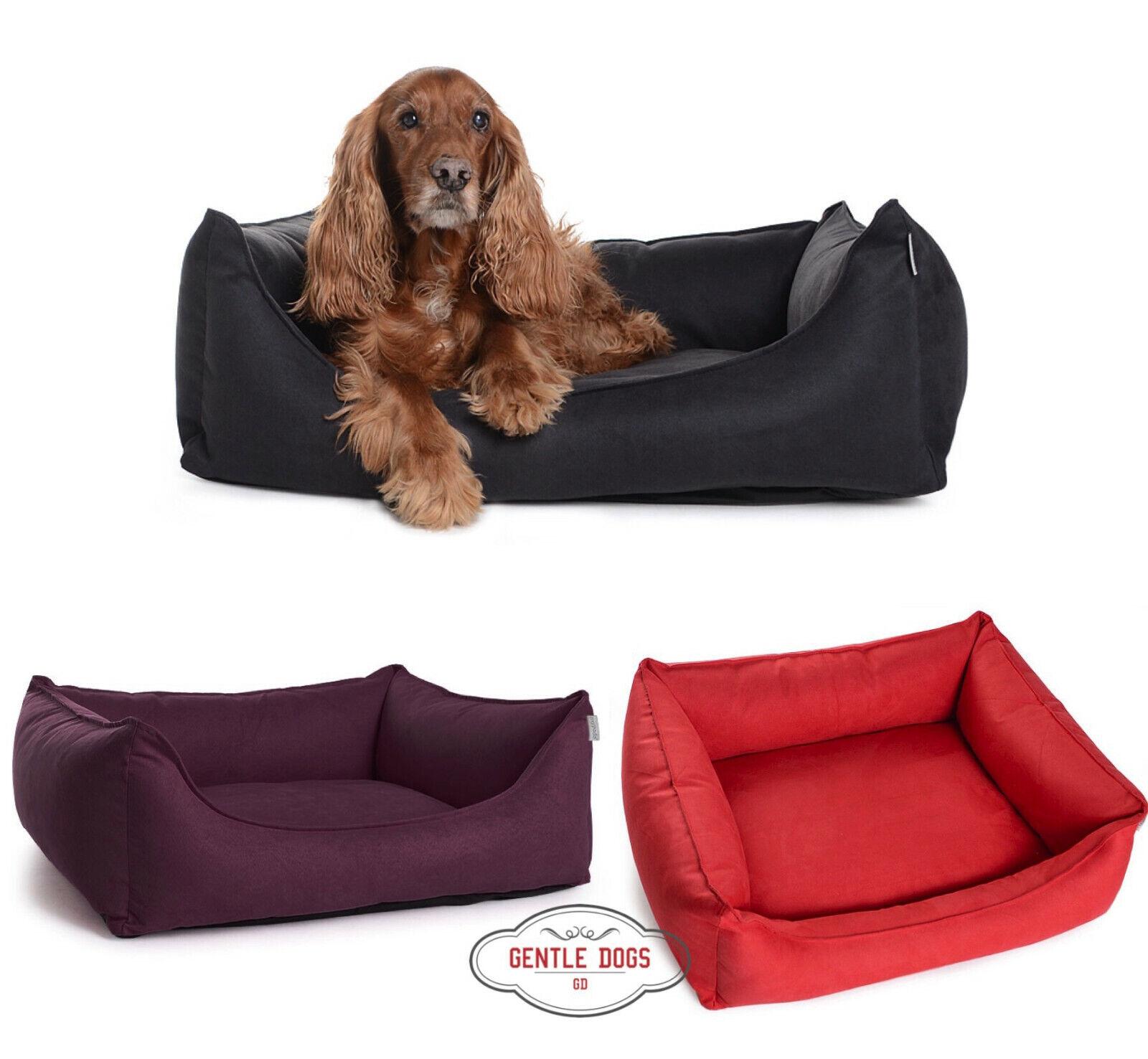 Hundebett Modell Dreamcollection Wildlederimitat von Padsforall gratis Versand
