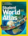 National Geographic Student World Atlas Fourth Edition (Atlas ) by National Geographic Kids (Paperback, 2014)