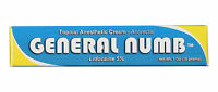 5x 30g General Numb Tattoo Numbing Cream Gel Usa Seller