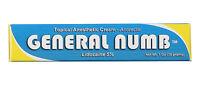 5x 30g General Numb Tattoo Numbing Cream Gel Usa Seller