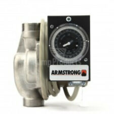 Armstrong 110223b 401 Ss Hot Water Recirculation Pump With Bronze Valve