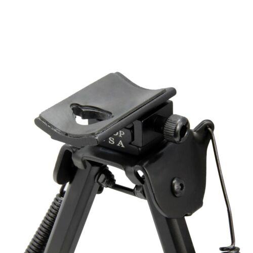 "CCOP USA 6/"" to 8/"" Heavy Duty Tactical Foldable Bipod Picatinny Rail Mount BP-79S"