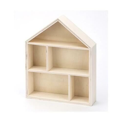 Stafil Bare Wood House type Case 17 cm x 21.5 cm 8630-75