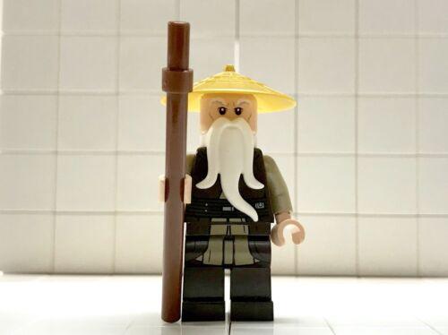 Lego Star Wars Ninjago Master Wu Minifigure 93069 24458 18274
