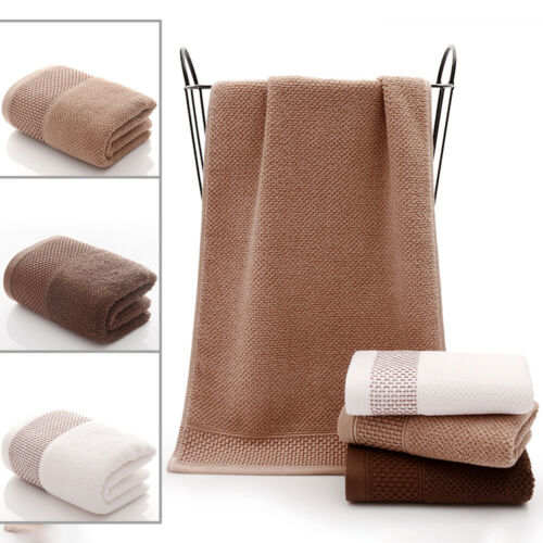 Outdoor Travel Camping 100/% Cotton Fast-Drying Beach Swim Gym Shower Bath Towel