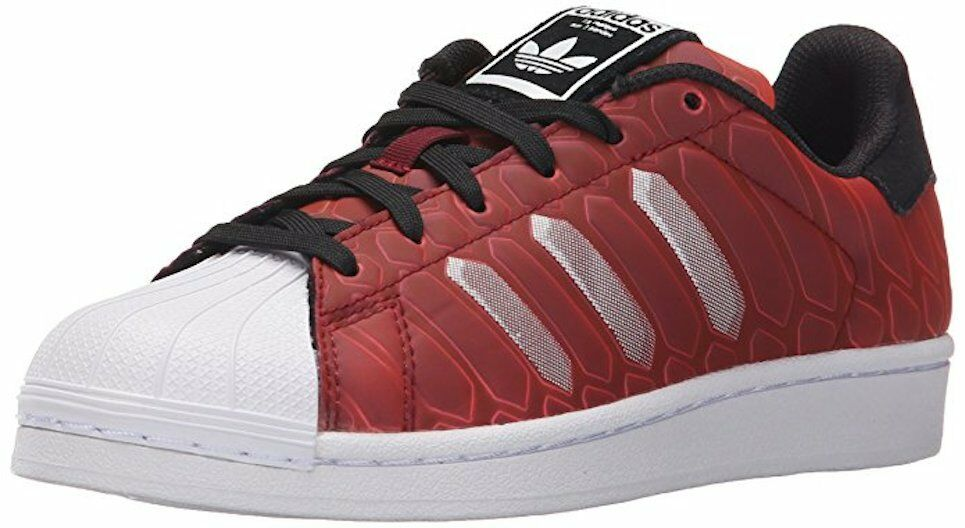 Adidas Superstar CTXM Sz Collegiate Burgundy White Black AG7410 Sz CTXM 10.5 NEW da773d