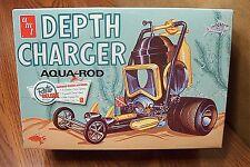 AMT DEPTH CHARGER AQUA-ROD 1/25 SCALE MODEL KIT