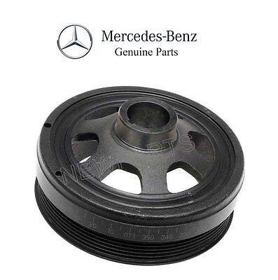 For Mercedes W211 W163 W203 C209 R230 Crankshaft Pulley w// Vibration Damper OES