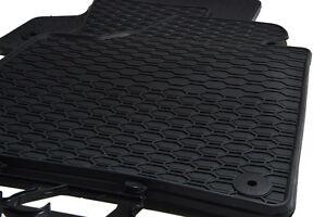passend für Opel Karl Gummifußmatten Gummimatten Fussmatten  ab Baujahr 2015