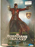 Dragon Models 38129 Marvel Guardians Of The Galaxy 1/9 Star Lord In Box