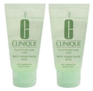 clinique mild face wash
