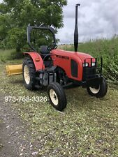 Zetor 3320 Tractor Lawn Mower Attachment 2wd 50hp Low Hrs Deere