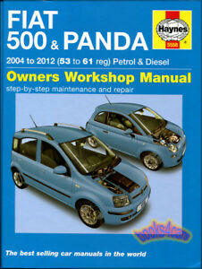 fiat 500 shop manual service repair book haynes chilton ebay rh ebay com 2012 fiat 500 manual pdf 2012 fiat 500 manual pdf
