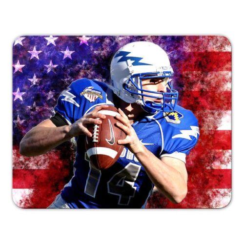 "Super Bowl NFL Mousepad /""American Football/"" #jedenverdammtensonntag"