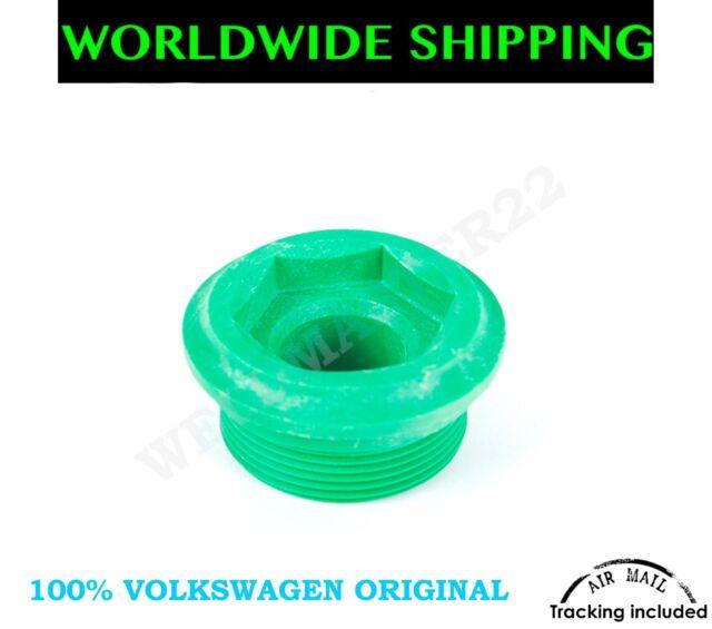 Vw Transmission For Sale >> Vw Volkswagen Transmission Sealing Plug Green Color Genuine 020301129d