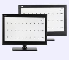 Multi Function 185 215 Led Display Micro Eye Chart Projector 1m 6m Optometry
