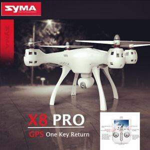 2018 syma x8pro gps return rc quadcopter mit wifi fpv. Black Bedroom Furniture Sets. Home Design Ideas