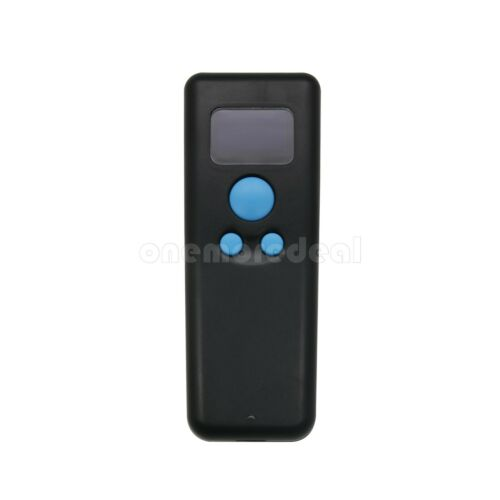 Details about  /1D Barcode Scanner Wireless Bluetooth w// LCD Display for Android iPhone PC US