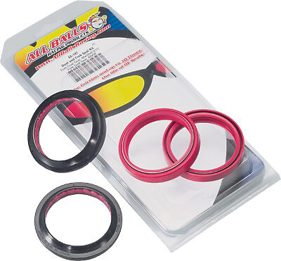 All Balls FORK   DUST SEAL WIPER KIT 43X54X11
