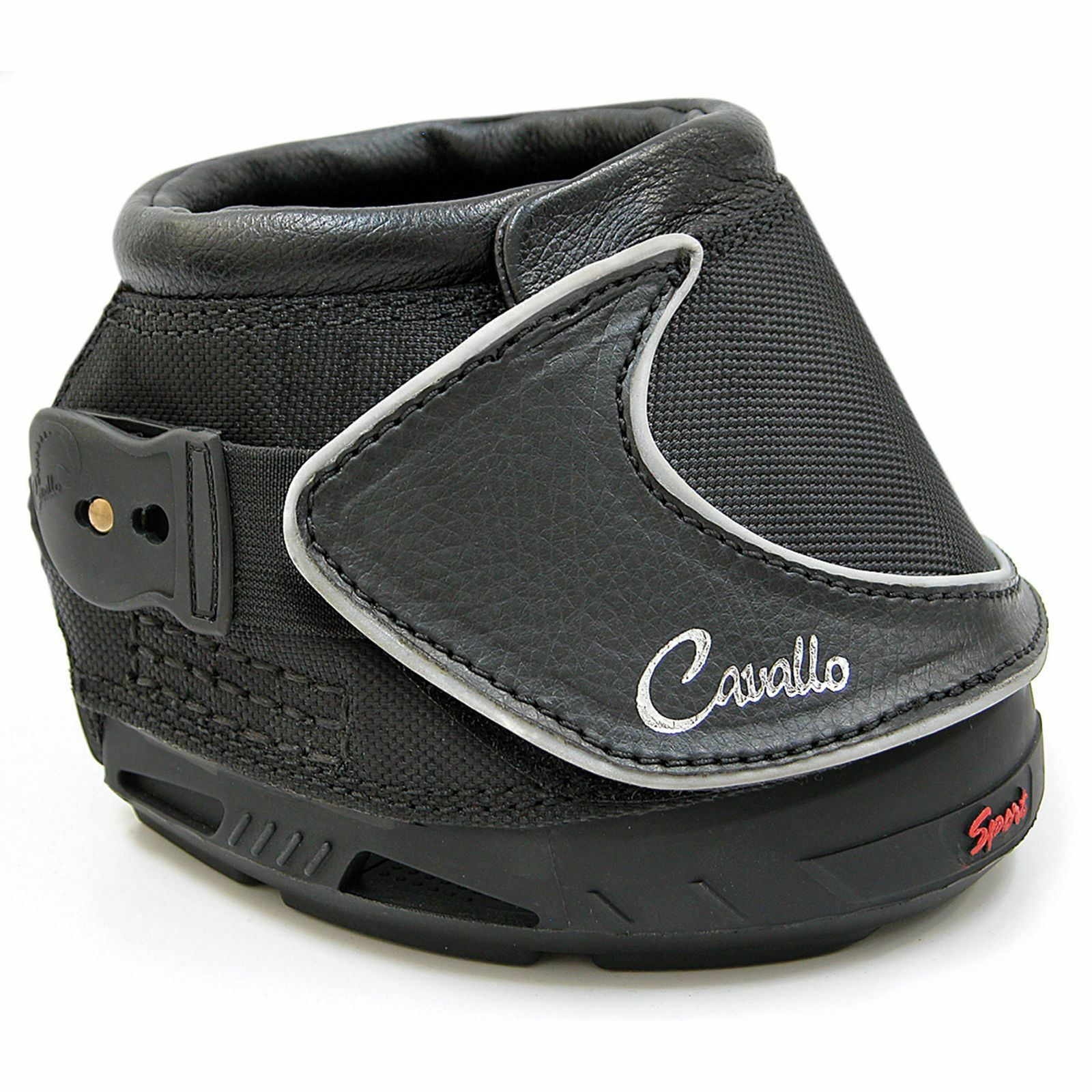 Cavallo Sport Hoof Boots Lightweight for Arena or Trails Sold in Pairs - Slim