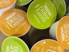 Dolce Gusto 50 mix Loose Pods (Cappuccino & Latte Macchiato Coffee/Milk Pods)