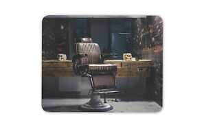 Retro-Vintage-Barbers-Chair-Old-School-Mouse-Mat-Pad-Fun-Computer-Gift-16171