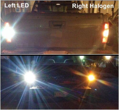 1156 P21W Reverse back up light 6000K Cree XBD LED bulb NO ERROR FOR BMW