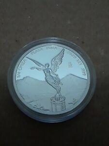 """2020 Mexico 1//4oz Silver Libertad PROOF  *Treasure Coin Of Mexico ™/""""SHIPPING"""