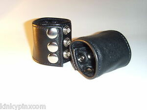 New-2-Inch-Wide-Leather-Strap-Restraint-free-Post-211