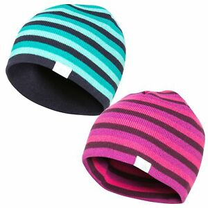 Trespass-Kezia-Womens-Beanie-Hat-Reversible-in-Blue-and-Pink