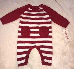 4th July Red Sparkle 1St White Jumpsuit Baby Girl America Stripes Skirt NB-12M
