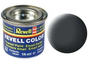 Revell-polvo-gris-Matt-ral-7012-14-ml-Dose