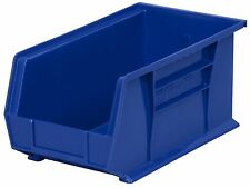 Akro-Mils 30240 Plastic Storage Stacking Hanging Akro Bin 15-Inch by 8-In... New