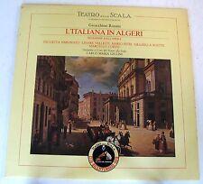 L'ITALIANA IN ALGERI (SELEZIONE) - SIMIONATO, VALLETTI - GIULINI- LP NUOVO UNPL.