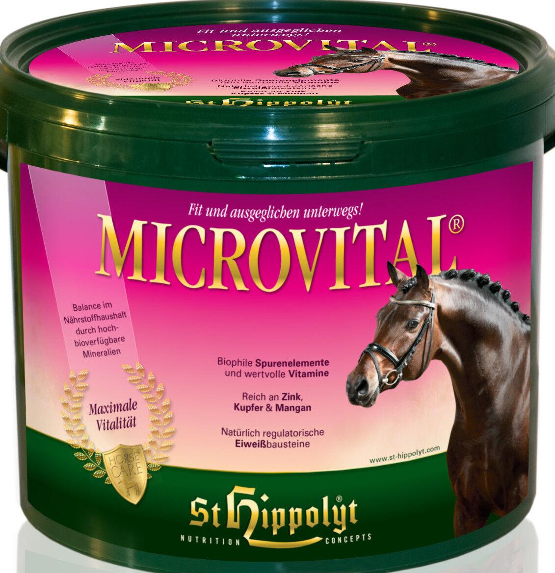 St. Hippolyt  MicroVital 10 kg immer ganz frische Ware      lilliundmac