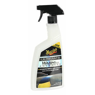 Meguiars Ultimate Wash and Wax Anywhere G3626