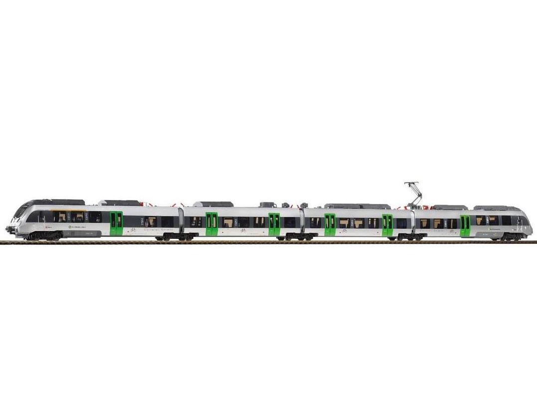 PIKO 40204 - 4 pezzi elektrotriebwagen BR 442 talento 2 S-Bahn mezzi Germania